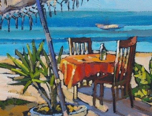 Capturing paradise in dynamic style with Carmen McFaull August 24 – 31, 2019