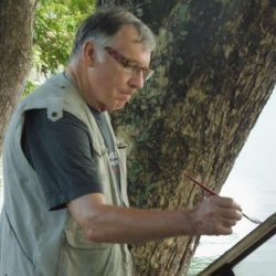 Promotional image of John Haycraft.