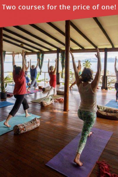 Yoga, Mindfulness, and Meditation - Effort and Surrender.