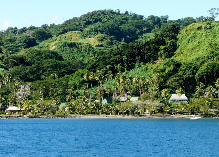 Daku Resort Savusavu Bay Fiji.